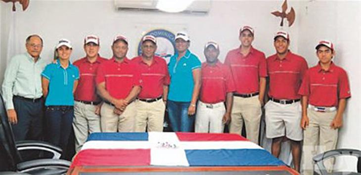 Delegación Dominicana Jugará Campeonato Golf del Caribe