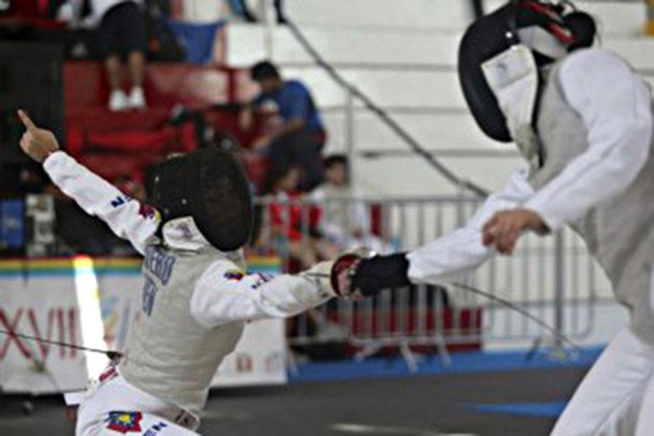 Rossy Félix Conquista Oro en los Juegos Bolivarianos