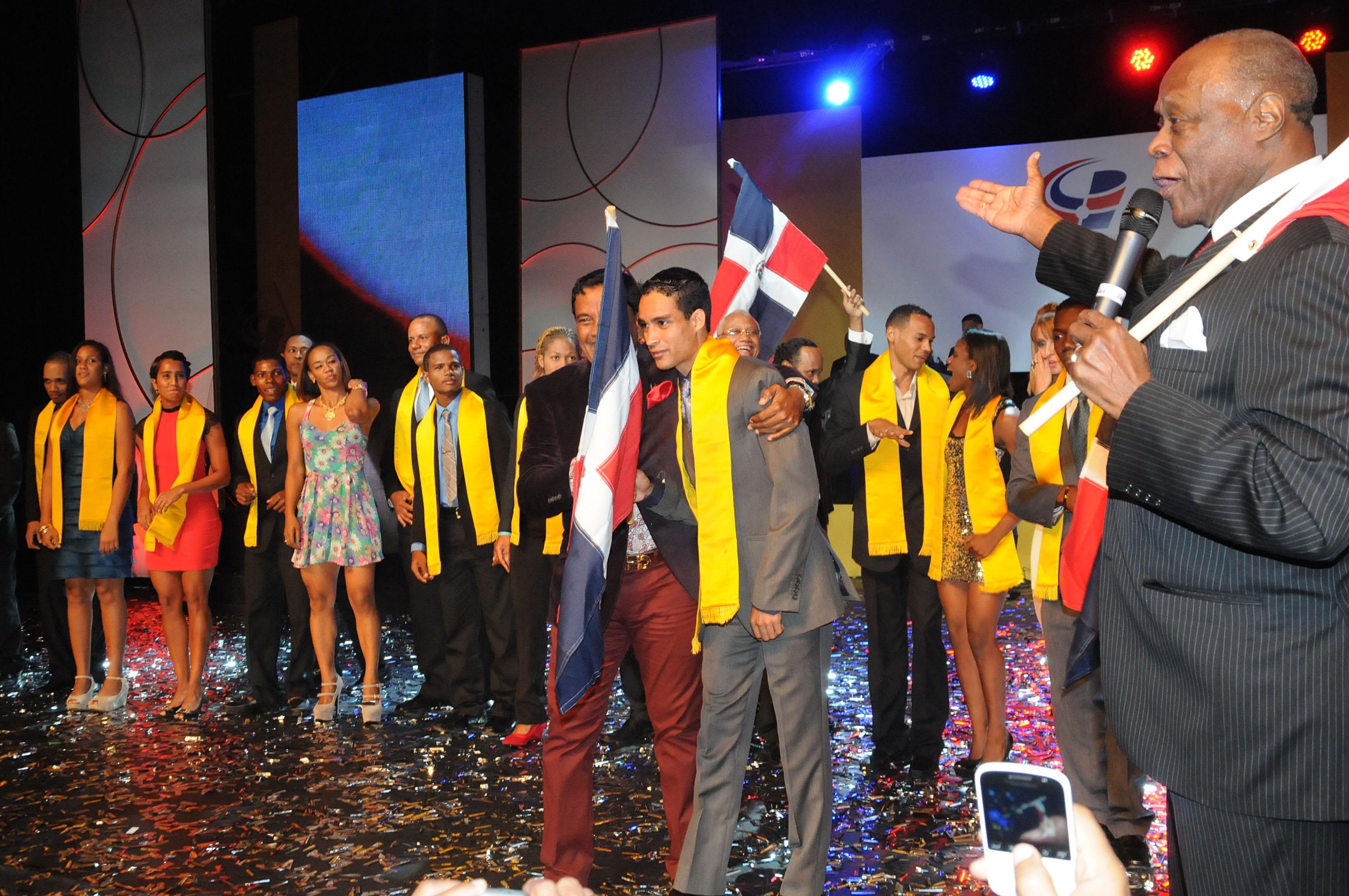 El CRESO Felicita Atletas Premiados en Gala Olímpica