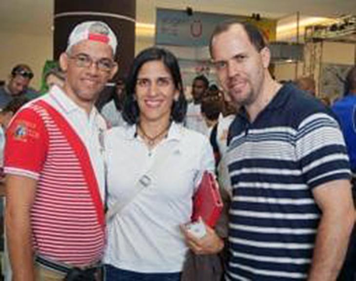 La Salida a Cargo del Medallista Olímpico Gabriel Mercedes