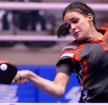 Eva Brito Clasifica Cuartos Final
