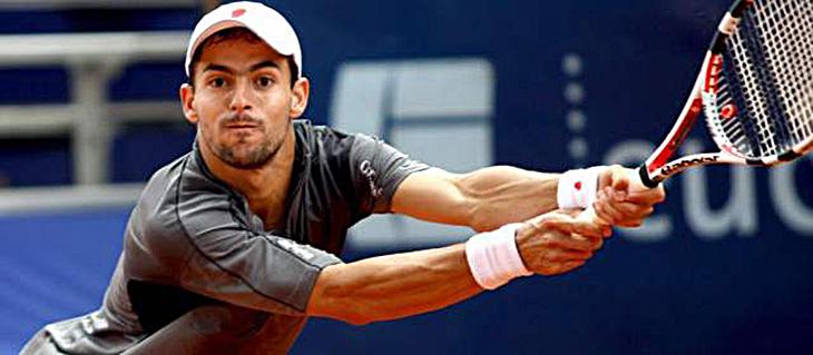 Giraldo Abrirá la Serie de Copa Davis Ante el Dominicano Herná