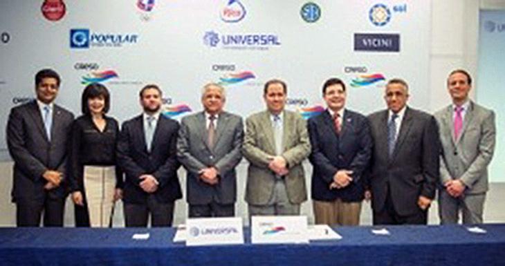 Creando Sueños Olìmpicos y el Grupo Universal se unen