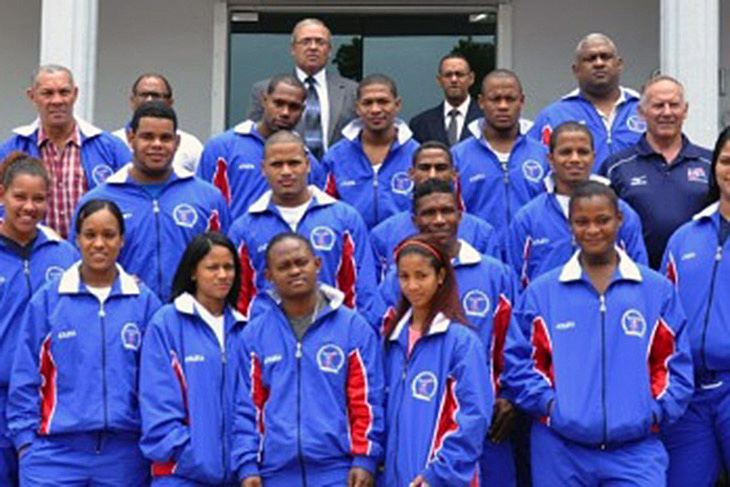 Dominican Coach is Optimistic With the Delegation of the Weightlifting Tournament