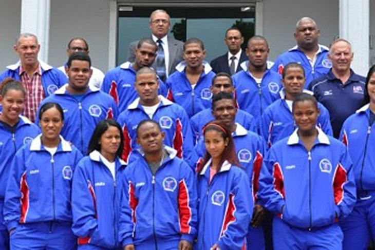 Entrenador Dominicano Está Optimista Con la Delegación Para Torneo de Pesas