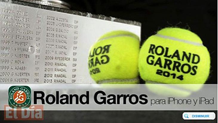 Estrella, Primer Dominicano en un Grand Slam, Pierde en Roland G