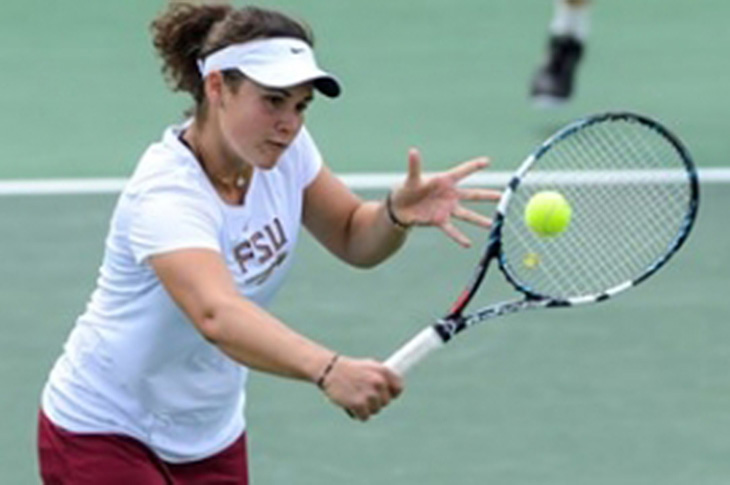 Francesca Segarelli Avanza a la Final Torneo de Tenis en Roma