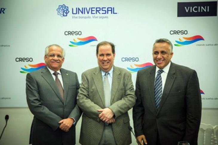 CRESO Incorpora al Grupo Universal Como Nuevo Socio Inversionista