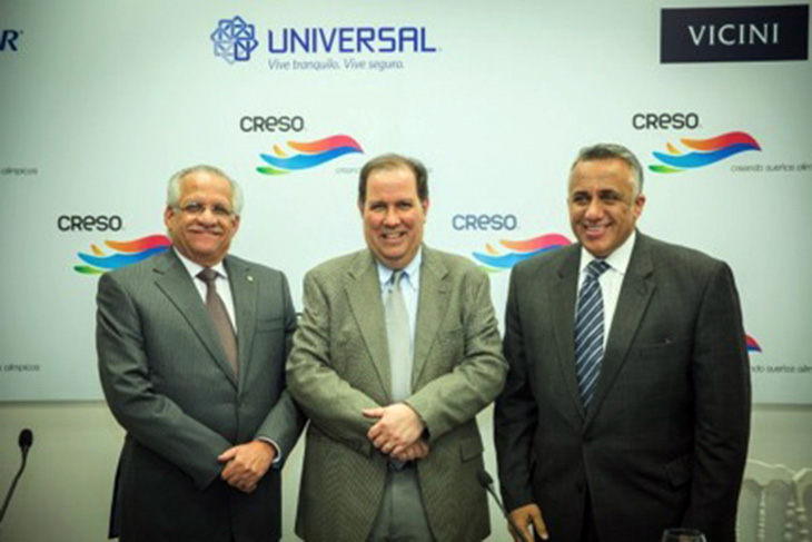CRESO Incorporates the Universal Group as a New Investment Partner