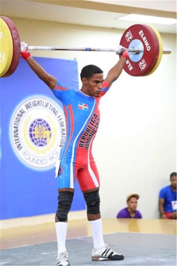 Ronald Peña da Primeras Medallas a RD en el Panamericano de Pesas
