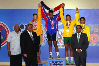 Yudelkis Contreras Gana Oro en los 53 Kilogramos