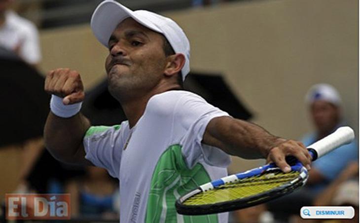 Lesión Retira a Víctor Estrella de Torneo Wimbledon
