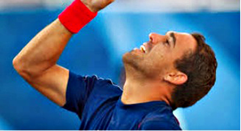 """Estrella: """"Estoy Jugando Mi Mejor Tenis"""""""