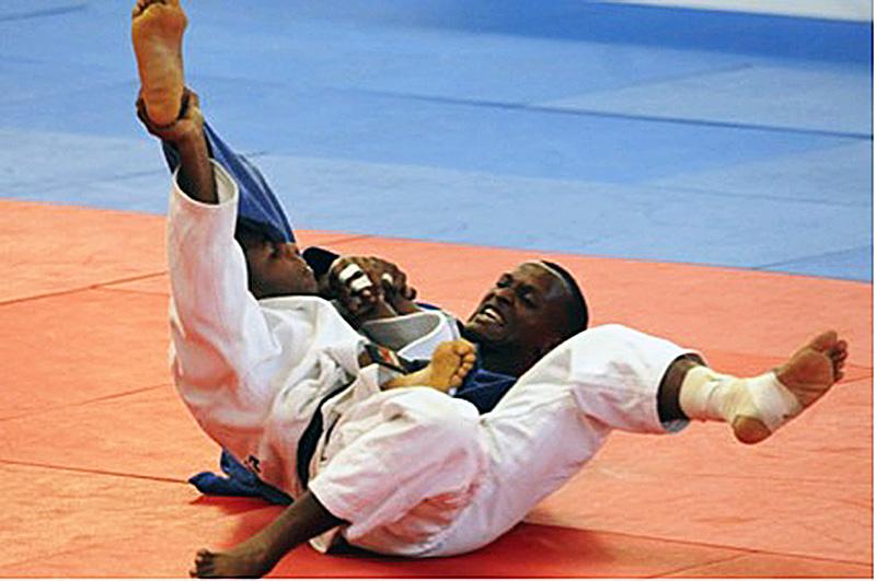 Judocas Viajan EE.UU. a Clasificatorio Para Río de Janeiro 2016