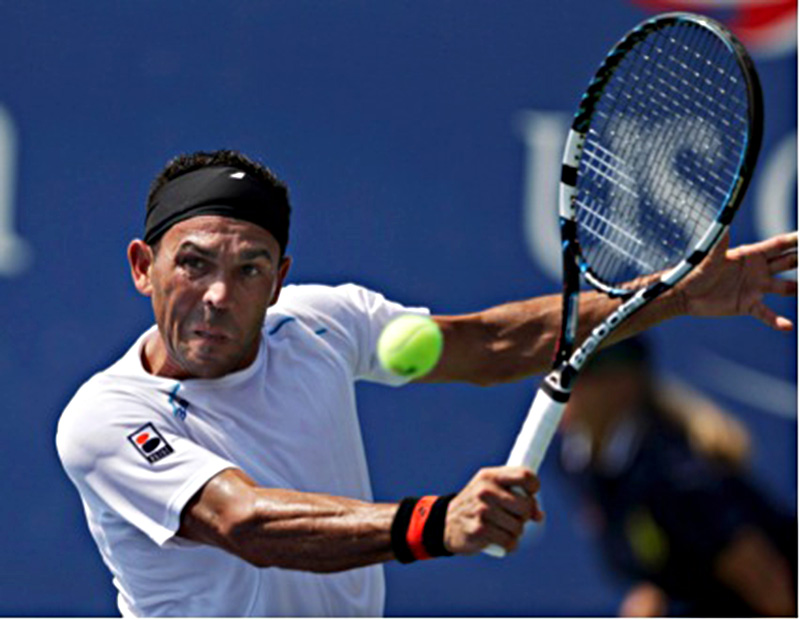 Víctor Estrella Despide US Open, Derrotado Por Milos Roanic