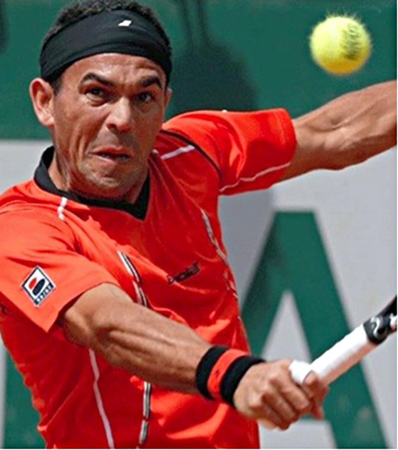 Dominicano Estrella Debuta en Grande en un US Open