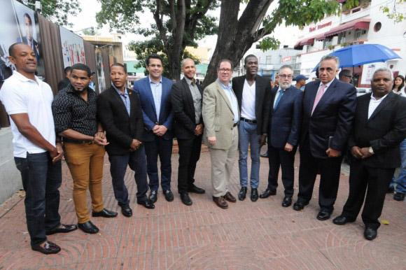 CRESO abre exposición atletas dominicanos en Parque Independencia